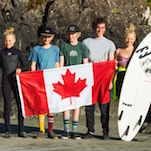 Canadian Jr. Surf Team Fundraiser - Pacific Sands, Tofino BC