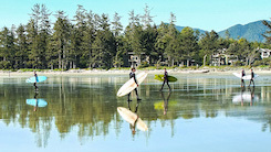 Timely Tofino Festivals and Events - Pacific Sands, Tofino BC
