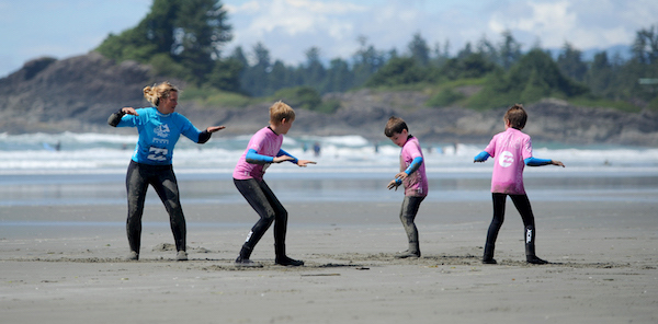 Surf Packages @ Pacific Sands, Tofino BC