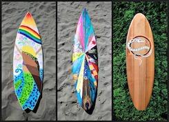 Tofino Surfboard Artistry - Pacific Sands, Tofino BC
