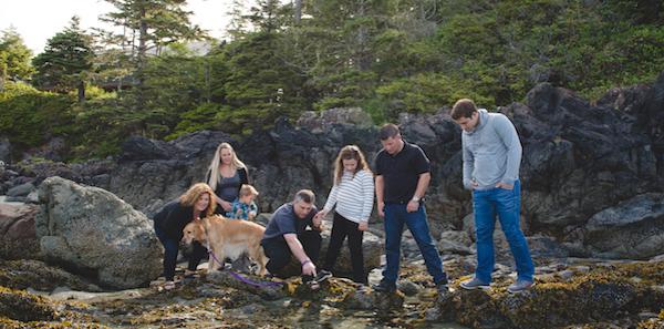 Plan Your 2018 Family Escape @ Pacific Sands, Tofino BC