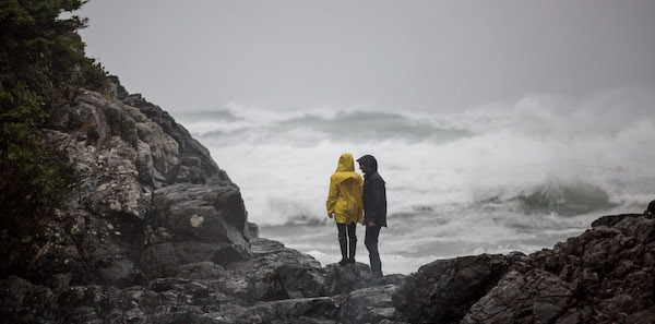 Storm Watching Packages @ Pacific Sands, Tofino BC