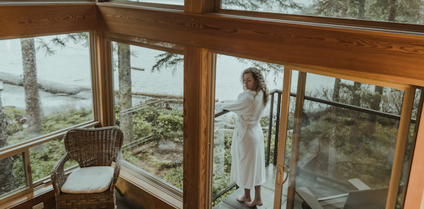 One Bedroom Beach House Special @ Pacific Sands, Tofino BC