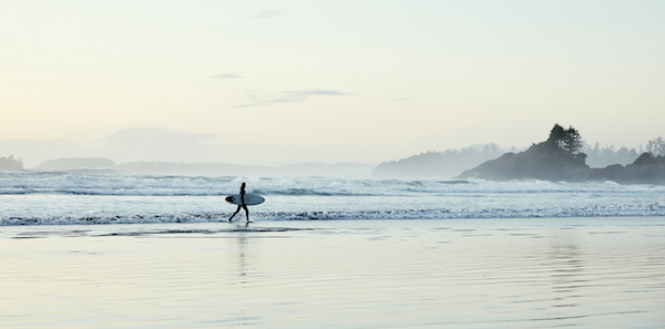 Oceanside Suites 3rd Night Free Special @ Pacific Sands, Tofino BC