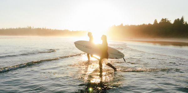 3rd Night Free in September @ Pacific Sands, Tofino BC